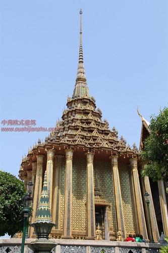 泰国大皇宫21