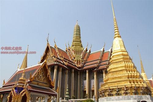 泰国大皇宫23