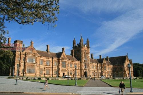 悉尼大学1