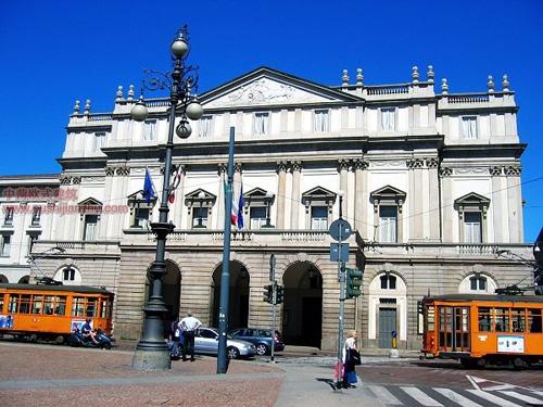 斯卡拉歌剧院4