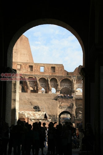 罗马街头8
