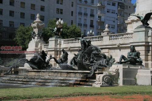 两届议会纪念碑1