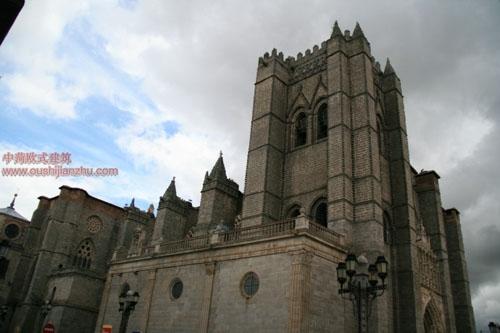 阿维拉大教堂