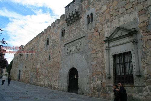 达维拉家族的宫殿