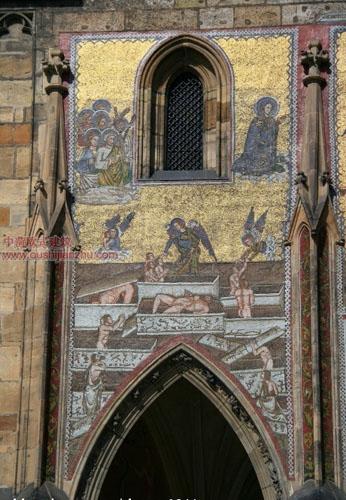 捷克圣维特大教堂7