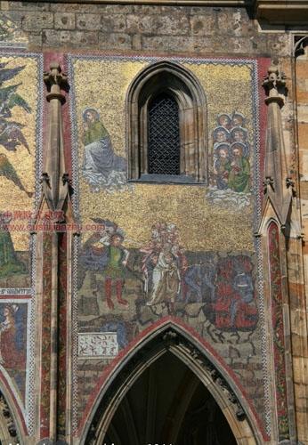 捷克圣维特大教堂8