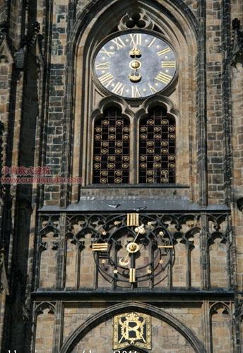 捷克圣维特大教堂4