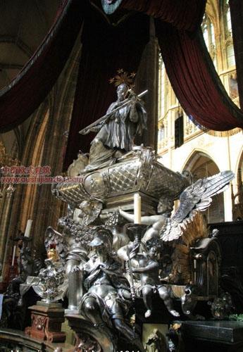 捷克圣维特大教堂14