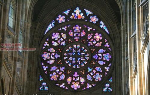 捷克圣维特大教堂10