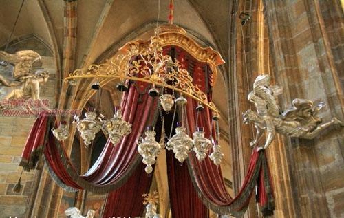 捷克圣维特大教堂15