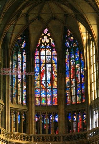 捷克圣维特大教堂18