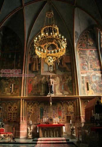 捷克圣维特大教堂17