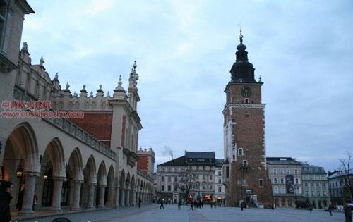 旧市政厅塔楼