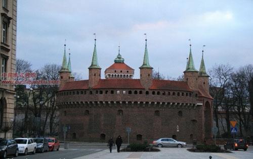 克拉科夫瓮城1