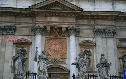 圣彼得和圣保罗教堂2