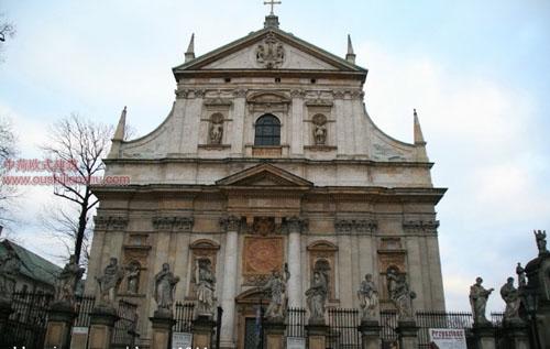圣彼得和圣保罗教堂