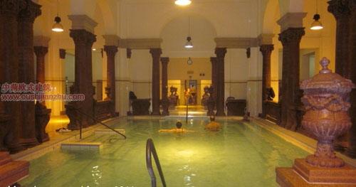 塞切尼温泉浴场8