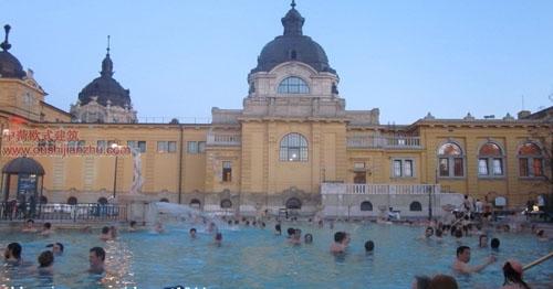 塞切尼温泉浴场6