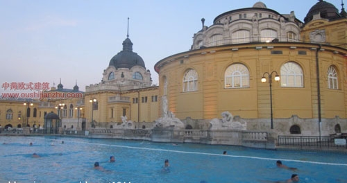 塞切尼温泉浴场3