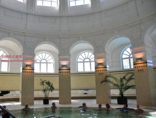 塞切尼温泉浴场16
