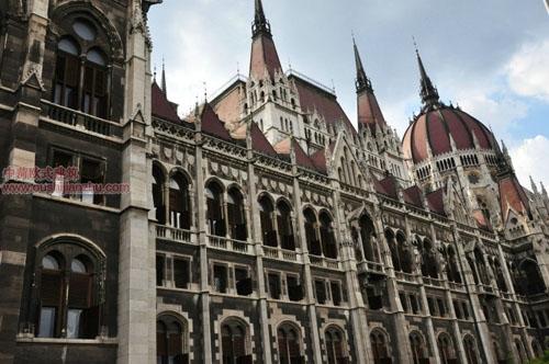 匈牙利国会大厦2