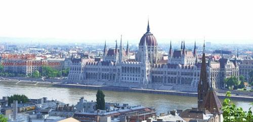 匈牙利国会大厦1