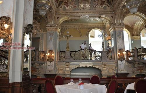 布达佩斯纽约宫咖啡厅6
