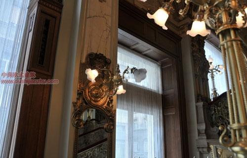 布达佩斯纽约宫咖啡厅7