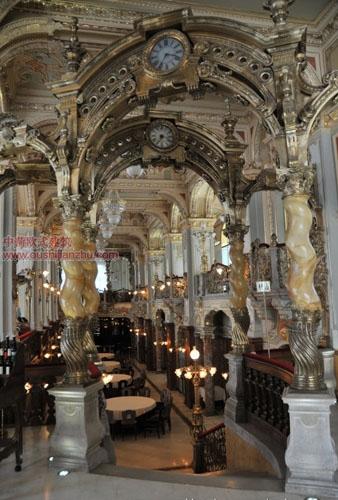 布达佩斯纽约宫咖啡厅14