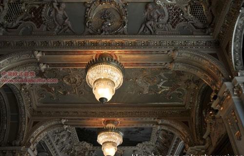 布达佩斯纽约宫咖啡厅12