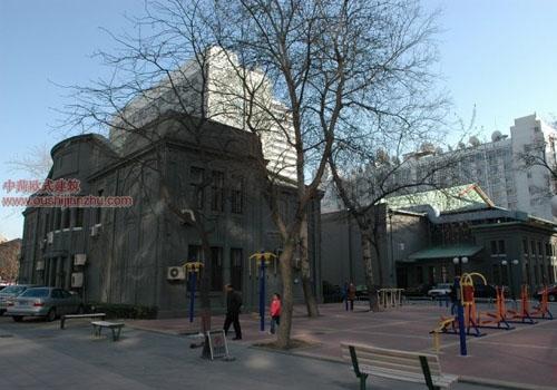 北京国会旧址2