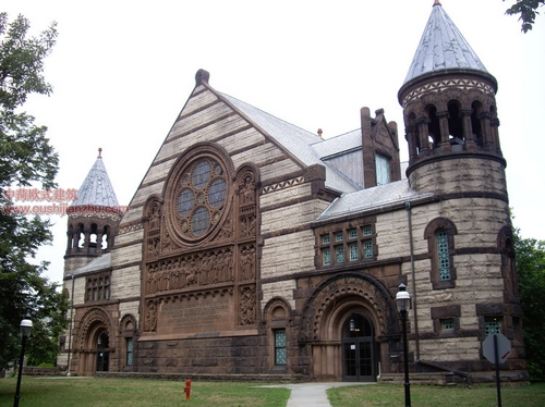 美国普林斯顿大学8