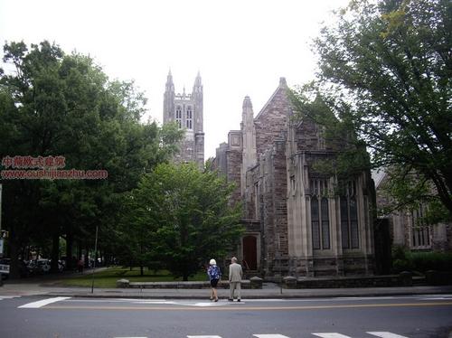美国普林斯顿大学2