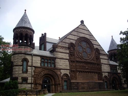 美国普林斯顿大学10