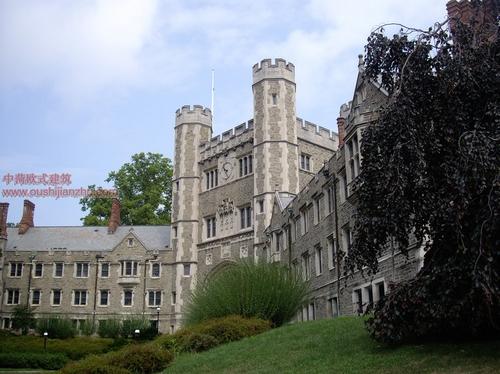 美国普林斯顿大学25