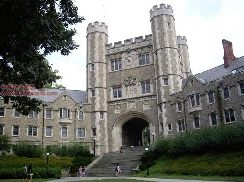 美国普林斯顿大学20