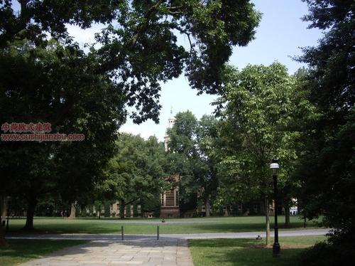 美国普林斯顿大学36