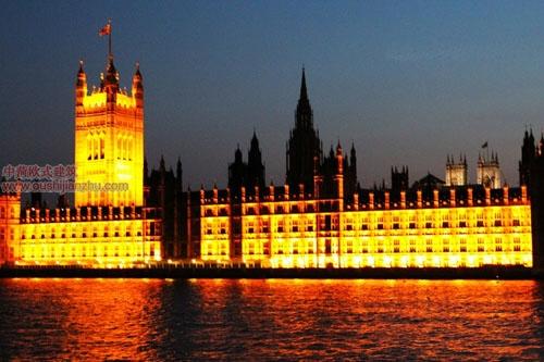 英国议会大夏和大本钟17