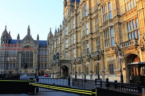 英国议会大夏和大本钟11