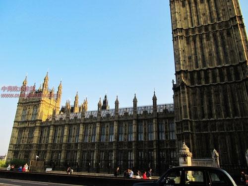 英国议会大夏和大本钟14