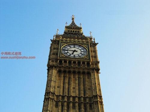 英国议会大夏和大本钟15