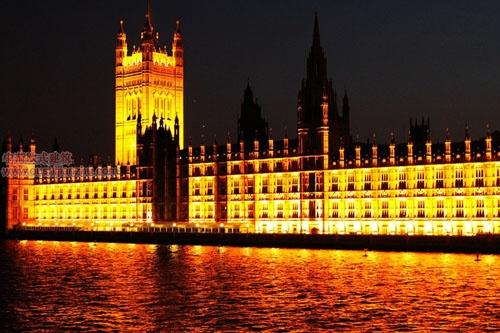 英国议会大夏和大本钟18