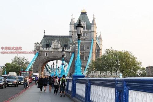 伦敦塔桥3