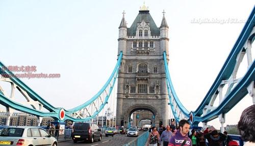 伦敦塔桥5