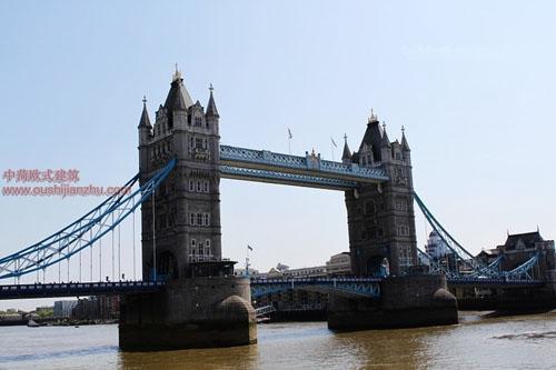 伦敦塔桥1