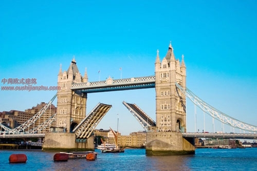 伦敦塔桥10
