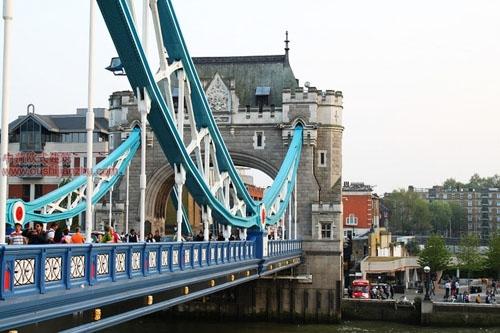 伦敦塔桥9