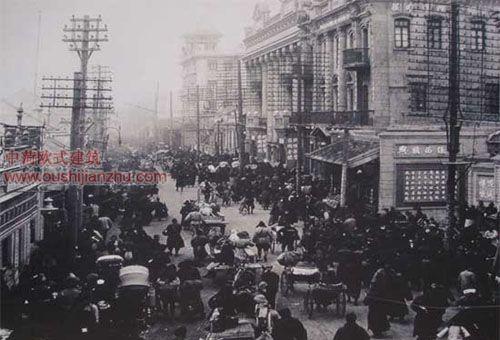 沈阳步行街中街10
