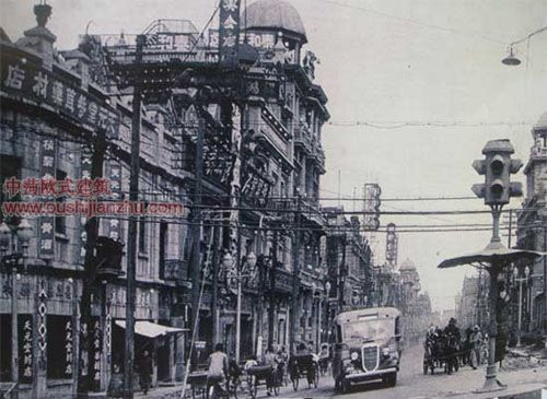 沈阳步行街中街9