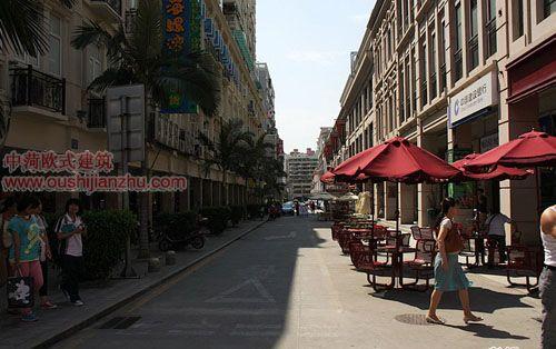 厦门老街骑楼9